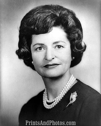 1st Lady Bird Johnson  6731