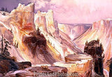 The Grand Canyon Print 6758