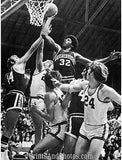 Julius Erving U Mass  6798