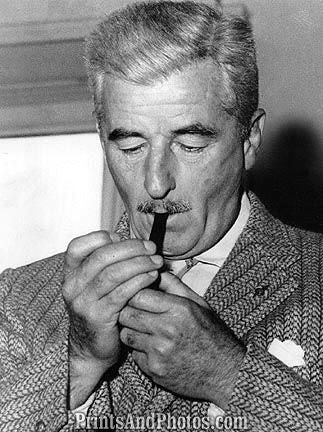 Author William Faulkner Pipe  6800