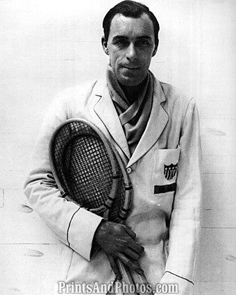 Tennis Legend Bill Tilden  6830