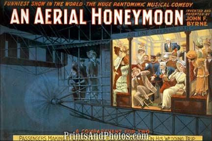 Ariel Honeymoon Vaudeville  6847