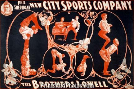 Phil Sheridan's New City Sports Company 6877