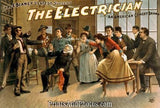 The Electrician Vaudeville  6898