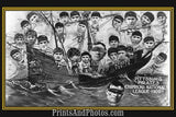 Pittsburgh Pirates 1909 Champs  6943