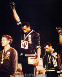 Olympics Tommie Smith Fist Salute  6958