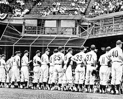 1950 Phillies World Series  6971 - Prints and Photos
