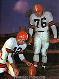Browns Kicker Lou Groza  7006