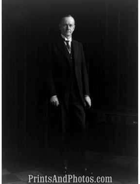 President Calvin Coolidge Portrait 7024