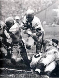 Browns Otto Graham  7029