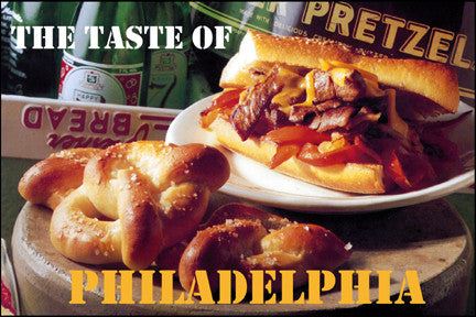 The Taste of Philadelphia Food  7054