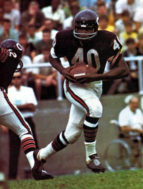 Bears Gale Sayers  7097