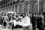 Brooklyn Ebbets Field Hot Dog Stand  7108