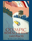 38 Olympics Bobsled Run Lake Placid  7122