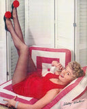 Shelly Winters Pinup  7142