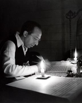 Aaron Copland by Candlelight  7184