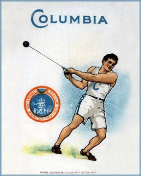 Columbia Track Art Litho  7206
