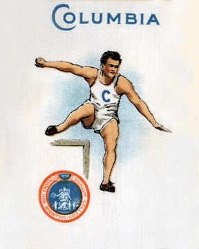 Columbia Track Art Litho 2  7207