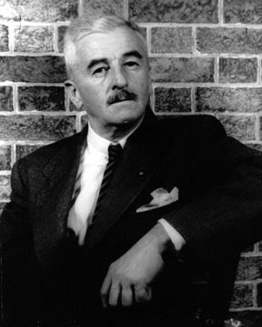 Author William Faulkner Portrait  7213