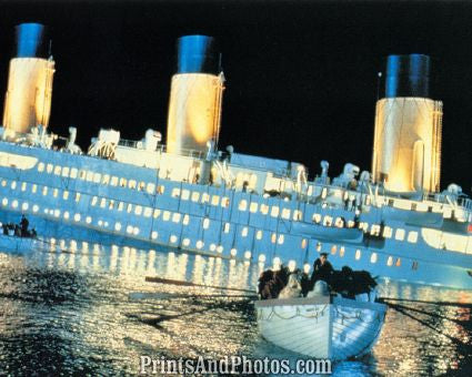 The Titanic 1997 Movie Scene  7302