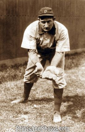 Honus Wagner Pirates Photo 7304