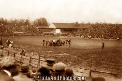 1913 Harvard & Princeton Football Photo 7305 - Prints and Photos