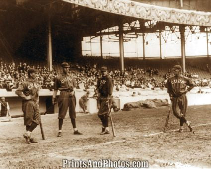 Chicago Cubs 1915 Photo 7322