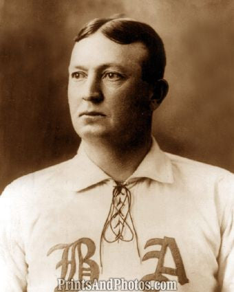 Cy Young Portrait Photo 7327