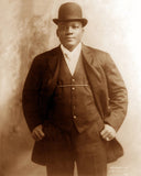 Boxer Jack Johnson Portrait Photo 7340