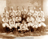 1889 Brooklyn Basebal Team Photo 7349 - Prints and Photos