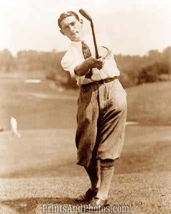 Tom Arrmour 1927 US Champion Golf Photo 7360