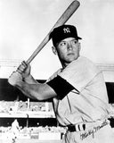 Yankees Mickey Mantle Batting Pose 7390