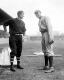 Christy Matthewson & Walter Johnson 7396
