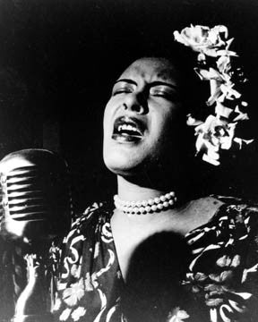 Jazz Blues Great Billie Holiday 7399