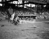 Yankees Lou Gehrig Sliding Home 7400