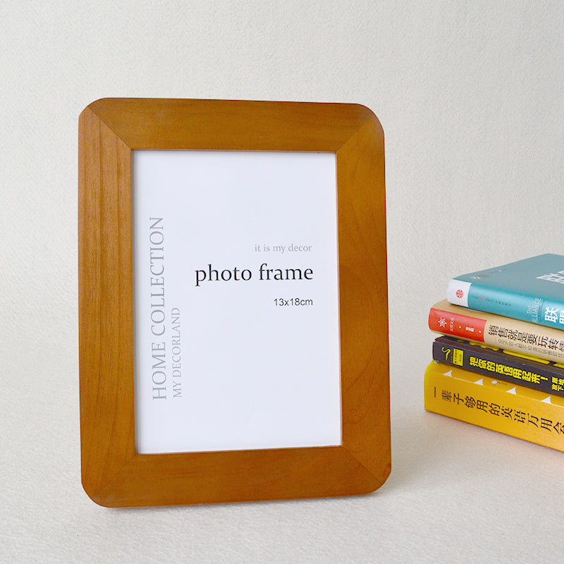 Popular Pine Wooden Photo Frame Home Decoration Gift  8x10 inch