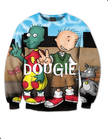 DOUGIE LIMITED EDITION CREW NECK