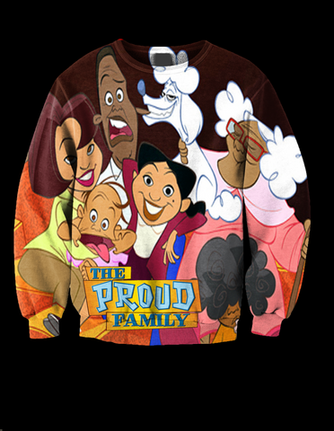 PROUD FAMILY LIMITED EDITION CREW NECK