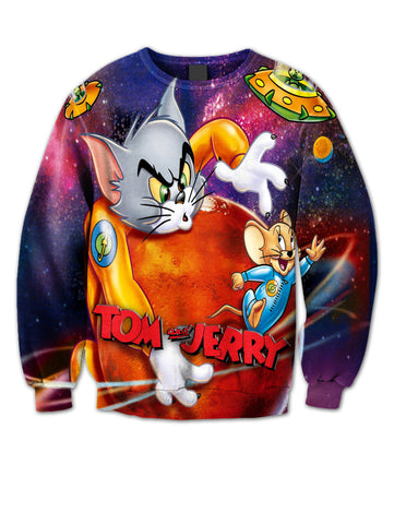 Tom and Jerry Limited Edition Crew Neck