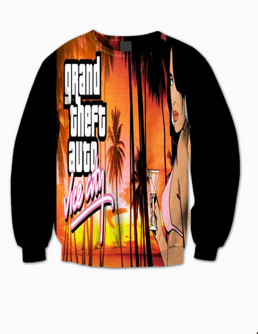 GTA VICE CITY LIMITED EDITION CREW NECK