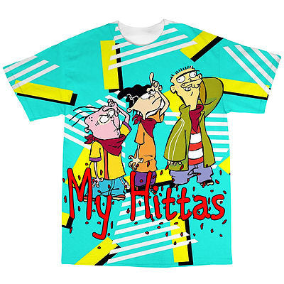 ED, EDD, AND EDDY MY HITTAS LIMITED EDITION T-SHIRT