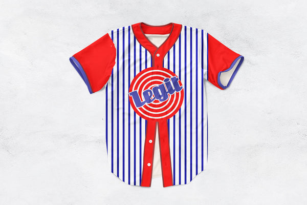 Tune Boyz Baseball Jerseys