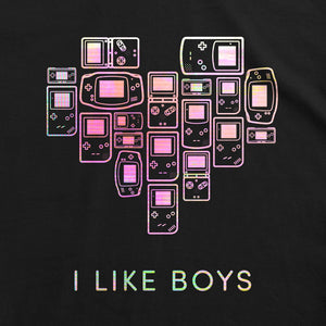T-Shirts - I Like Boys