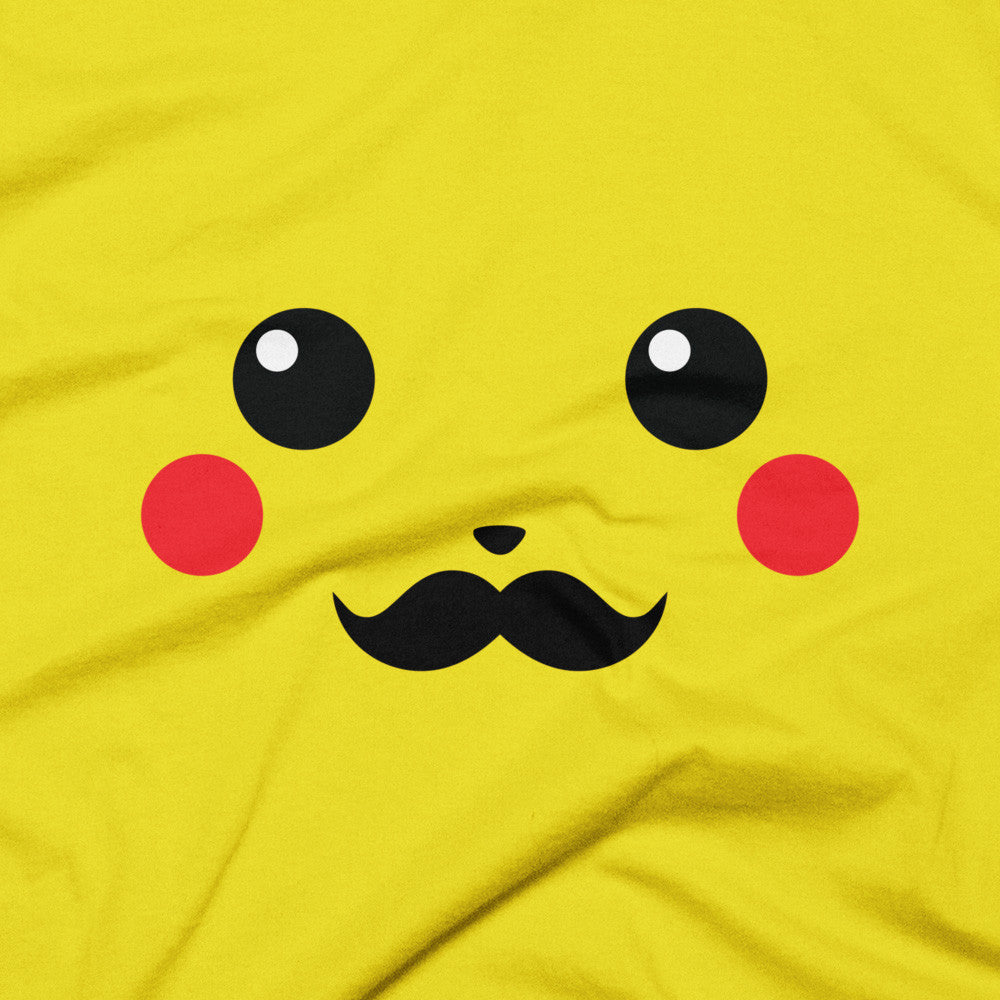 T-Shirts - Pika'stache T-Shirt
