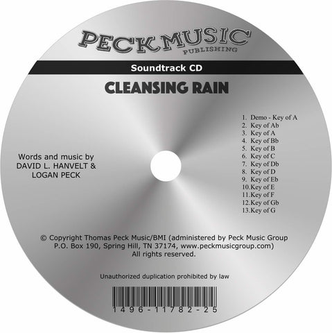 Cleansing Rain - soundtrack