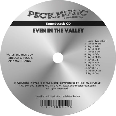 Even In The Valley - soundtrack