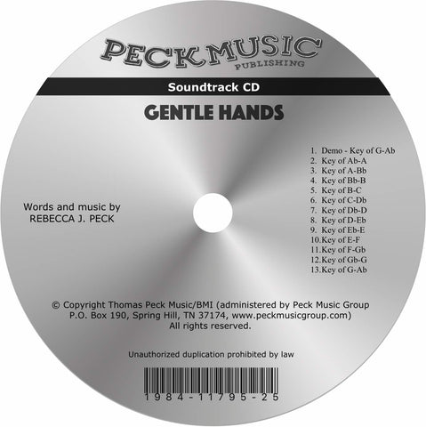 Gentle Hands - soundtrack