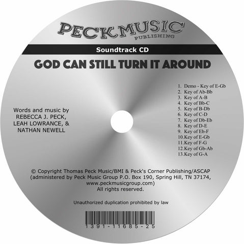 God Can Still Turn It Around - soundtrack