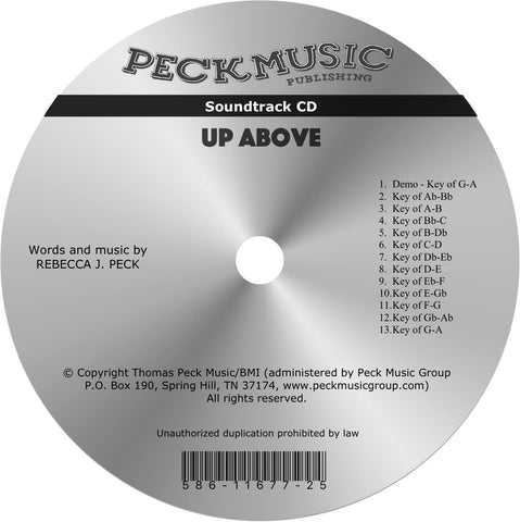 Up Above - soundtrack