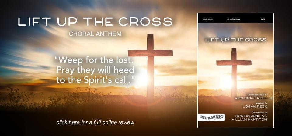 Download Christian sheet music at PeckMusicPublishing.com